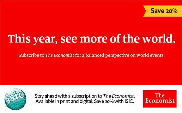 Economist Student Gift Subscription Lamoureph Blog