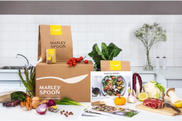 marley spoon spare bis zu 25 rabatt auf kochboxen isic itic iytc. Black Bedroom Furniture Sets. Home Design Ideas