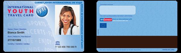 IYTC–Karte für Au Pairs